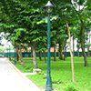 Cột đèn sân vườn PINE LT03