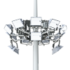 Cột giàn đèn nâng hạ NH-BASIC
