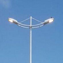 Cột đèn cao áp cần cánh buồm kép CBK