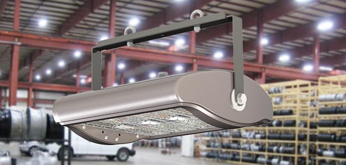 Đèn led nhà xưởng 200W HB-4M64